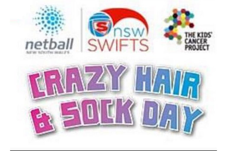 Crazy Hair and Sock Day – Saturday 15th June